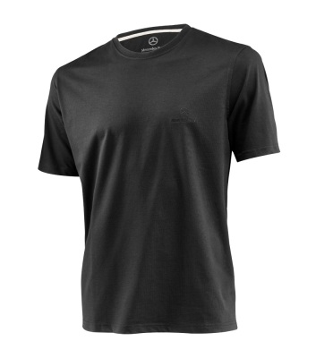 Футболка унисекс Mercedes Unisex T-Shirt Black