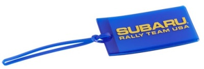 Бирка Subaru  Sof-Touc Luggage Tag