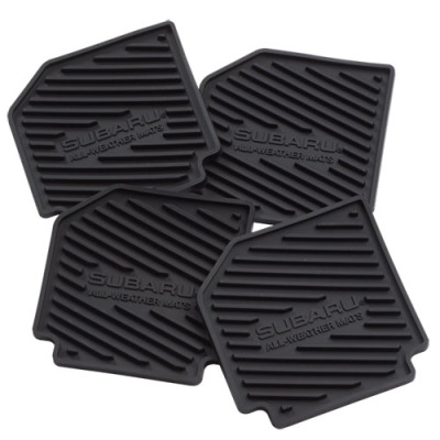 Подставки Subaru  Floor Mat Coaster Set