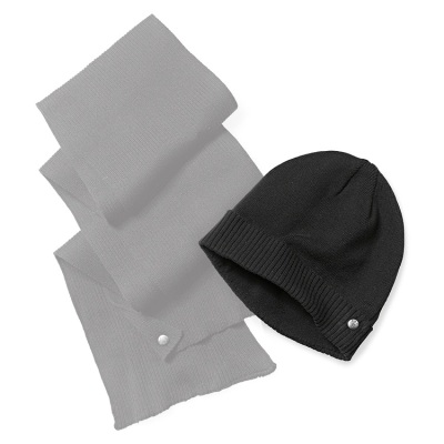 Шапка BMW Unisex Hat and Scarf black