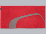 Банное полотенце Audi Bat towel, red, 2013, артикул 3261200200