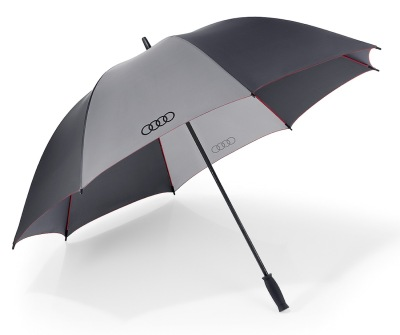 Зонт-трость Audi Golf umbrella, grey, 2013