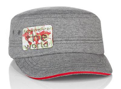 Детская кепка Audi Kids' cap, grey