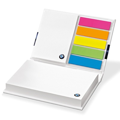Блокнот BMW Notepad Book 2013