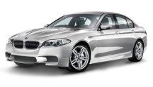 Модель автомобиля BMW M5 (F10), Silverstone II, Scale 1:18