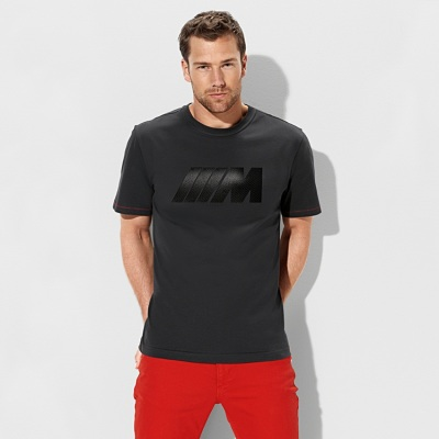Мужская футболка BMW M Carbon Appliqué Men's T-Shirt