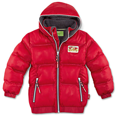 Детская куртка Audi Infant outdoor jacket, red