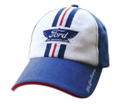 Бейсболка Ford Heritage Baseball Cap Stripe