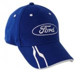Бейсболка Ford Baseball Cap Blue