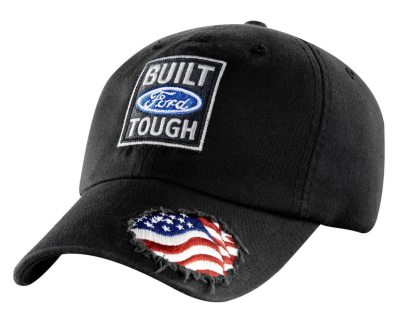 Бейсболка Built Ford Tough Old Glory Cap
