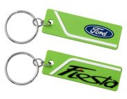 Брелок Ford Fiesta PVC Key Tag
