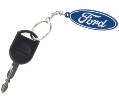 Брелок Ford Blue Oval Keychain