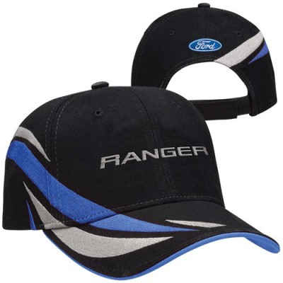 Бейсболка Ford Ranger Cap Black