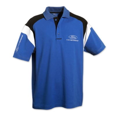 Рубашка поло Ford Motorsport Polo Shirt New Design