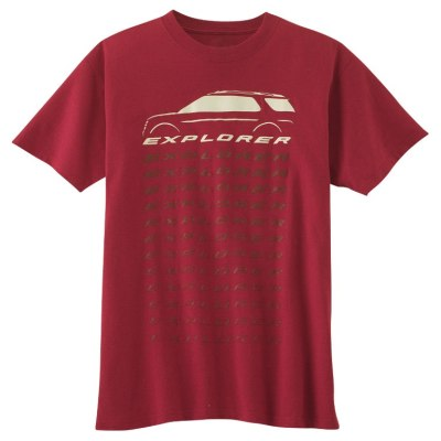 Футболка Ford Men's Recycled Tee
