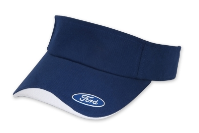 Козырек Ford Sunvisor Blue