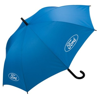 Зонт трость Ford Stick Umbrella Blue