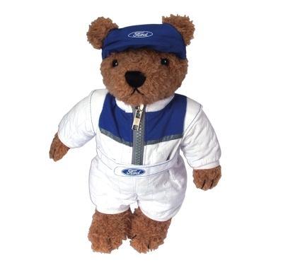 Плюшевый мишка Ford Racing Teddy Bear
