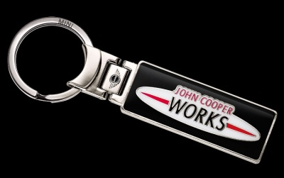 Брелок Mini John Cooper Works Key Ring