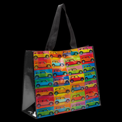 Сумка Mini Pop Art Style Shopping Bag