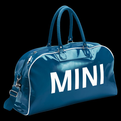Сумка Mini Big Duffle Bag Blue