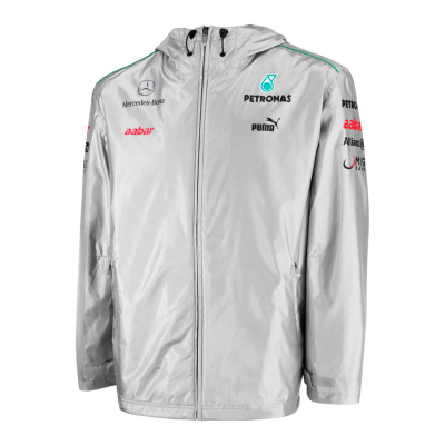 Мужская куртка Mercedes Men's Team Jacket, Motorsport