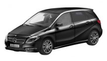 Модель Mercedes-Benz B-Class Sports Tourer, Black, Scale: 1:18
