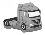 Флешка Mercedes-Benz Trucker USB-Stick, 4 GB