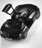 Модель Mercedes-Benz SLS AMG, Black, Scale 1:18, артикул B66960042