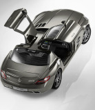 Модель Mercedes-Benz SLS AMG, Grey, Scale 1:18, артикул B66960044