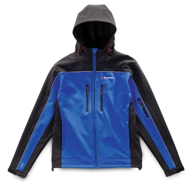 Ветровка Suzuki Softshell Jacket, Blue black