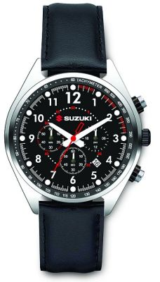 Наручные часы Suzuki Watch Chrono, Black