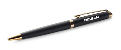 Шариковая ручка Nissan Ballpoint Pen Waterman Hemisphere Black Matt