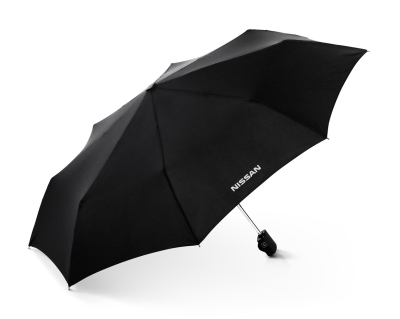 Складной зонт Nissan Compact Umbrella, Black