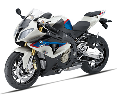 Модель мотоцикла BMW S 1000 RR (K46) Motorbike Toy Model Race, Scale 1:10