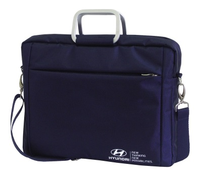 Портфель для документов Hyundai Massanger Bag 3, Blue