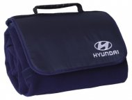 Сумка плед Hyundai Plaid Bag Compact, Blue