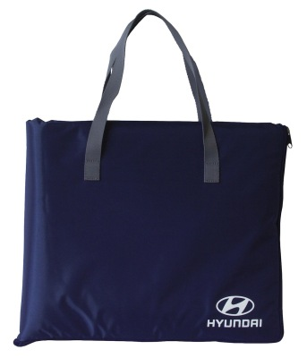 Сумка плед Hyundai Plaid-Bag, Blaue