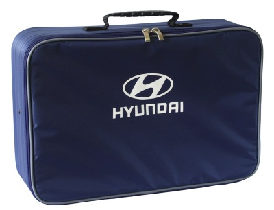 Сумка для автопринадлежностей Hyundai Auto Accessories Case, Blue