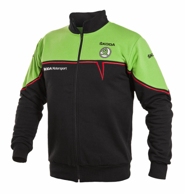 Мужская куртка Skoda Men's Motorsport sweatshirt