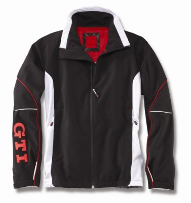 Мужская куртка Volkswagen Men's Jacket GTI, Black