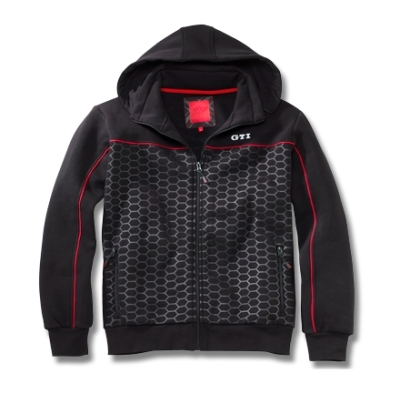 Мужская толстовка Volkswagen Men's Sweater GTI, Black