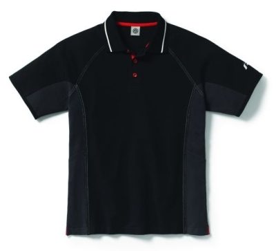 Мужская рубашка поло Volkswagen Men's Polo Shirt R-Line, Black