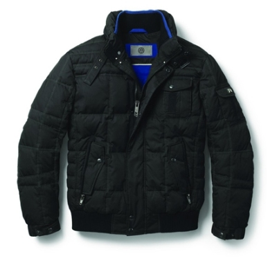 Мужской пуховик Volkswagen Men's Winter Jacket R, Black