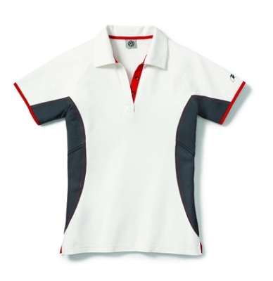 Женская рубашка-поло Volkswagen Ladies Polo Shirt R-Line, Grey