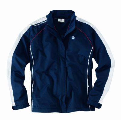 Женская спортивная куртка Volkswagen Ladies Sports Jacket Motorsport, White Blue