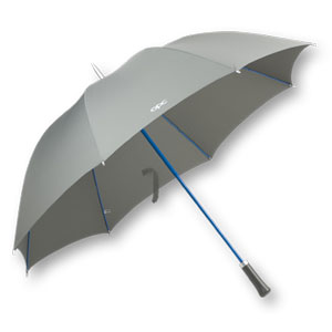 Зонт-трость Opel OPC Stick Umbrella, Grey