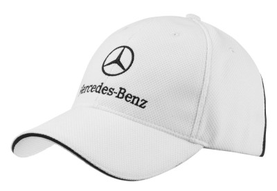 Бейсболка Mercedes-Benz Unisex Baseball Cap, White