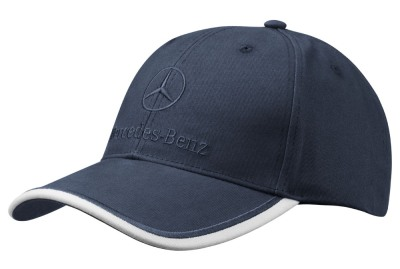 Бейсболка Mercedes-Benz Unisex Baseball Cap, Blue