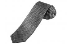 Галстук Mercedes Tie Business, Grey